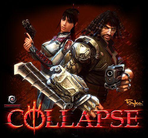Картинки по запросу Collapse обложка