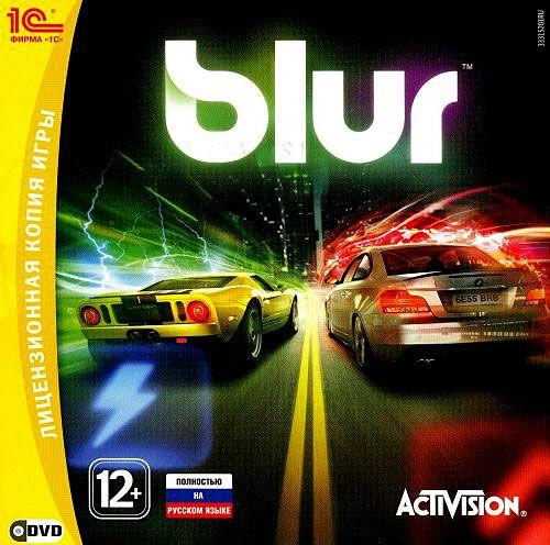 Русификатор для Blur скачать через торрент трекер