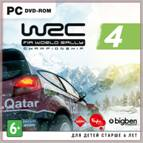 WRC FIA World Rally Championship 4 Jewel (PC)